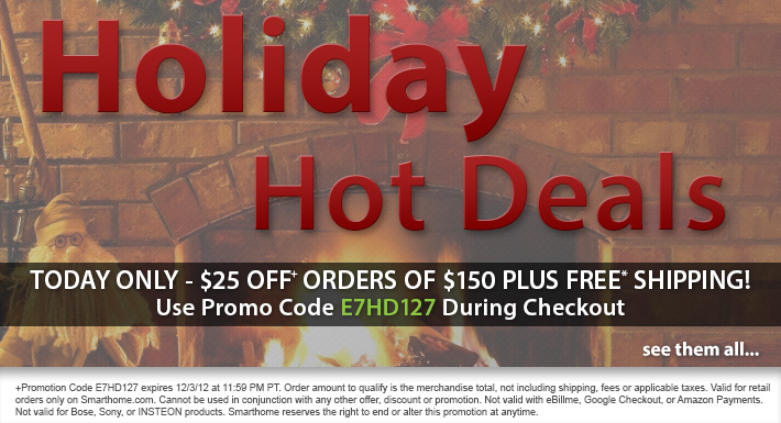 holiday hot deal