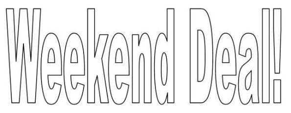 WeekendDeal