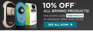 Brinno 10% Off Sale