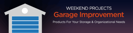 Garage Organization Product LIst