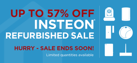 INSTEON Reburbished Sale
