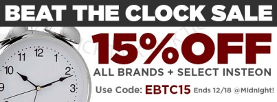 Beat the Clock Sale