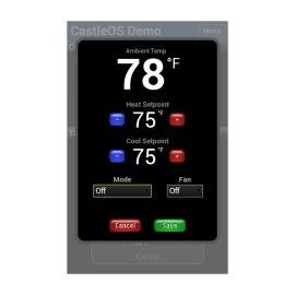 CastleOS Home Automation Software