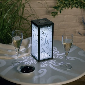 Smart Solar 3011WRM1 Solar Scroll Light