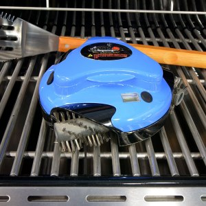 Grillbot Robotic BBQ Cleaner