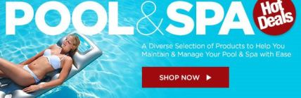 Smarthome's Pool & Spa Sale