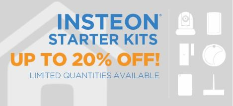 Insteon Kits Sale